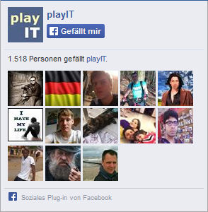 playit.de bei Facebook