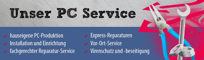 Unser PC Service