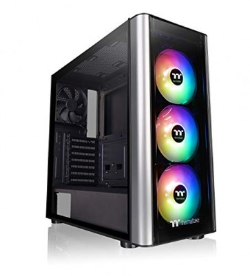 Thermaltake LEVEL 20 MT ARGB - RGB, Lüfter LED, mit Glasfenster