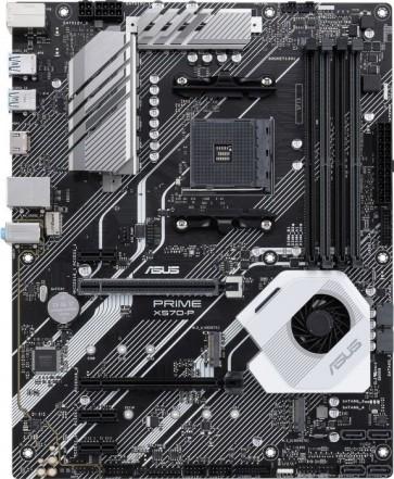 ASUS Mainboard Prime X570-P AM4