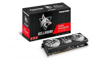 PowerColor Radeon RX6700XT Hellhound, 12GB GDDR6