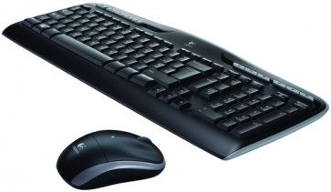 Logitech MK330 Wireless Combo, USB, DE