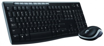 Logitech MK270 Wireless Combo, USB, DE
