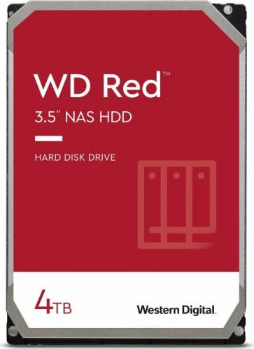 Western Digital HDD 3,5 Zoll 4TB, SATA WD Red