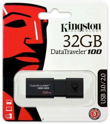 32GB USB-Stick Kingston (USB 3.0)