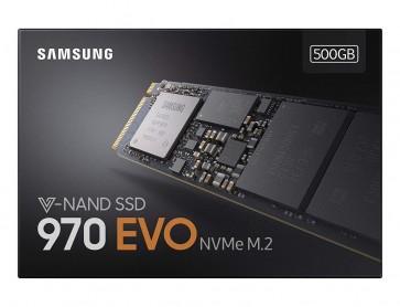 Samsung SSD 500GB, M.2 970 Evo Plus
