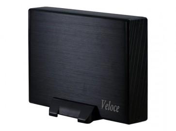 Inter-Tech Veloce HDD Gehäuse 3,5 Zoll, USB 3.0
