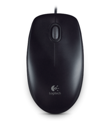 Logitech Optical B100