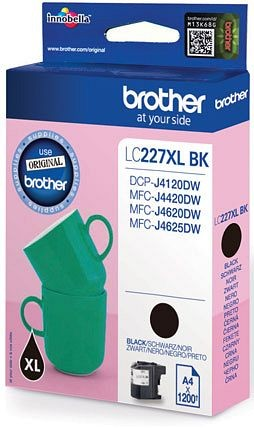 Brother LC227BK schwarz