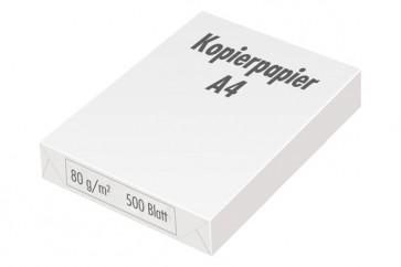 Druckerpapier A4 80g/mxm, 500 Blatt