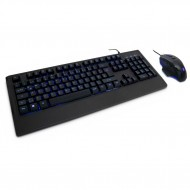 Inter-Tech Gaming Tastatur+Maus KC-3001