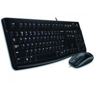 Logitech MK120 Desktop Combo, USB, DE