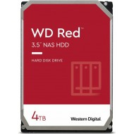 Western Digital HDD 3,5 Zoll 4TB, SATA WD Red