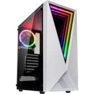 Kolink VOID Midi Tower RGB weiß, mit Glasfenster