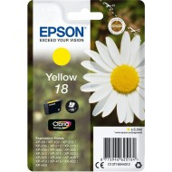 Epson 18 gelb