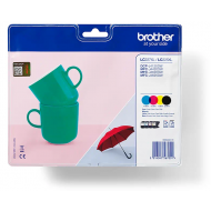 Brother LC227XL Value Pack