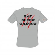 "Gaming Shirt ""Eat Sleep Gaming"""