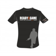 "Gaming Shirt ""Ready 4 the Game"""