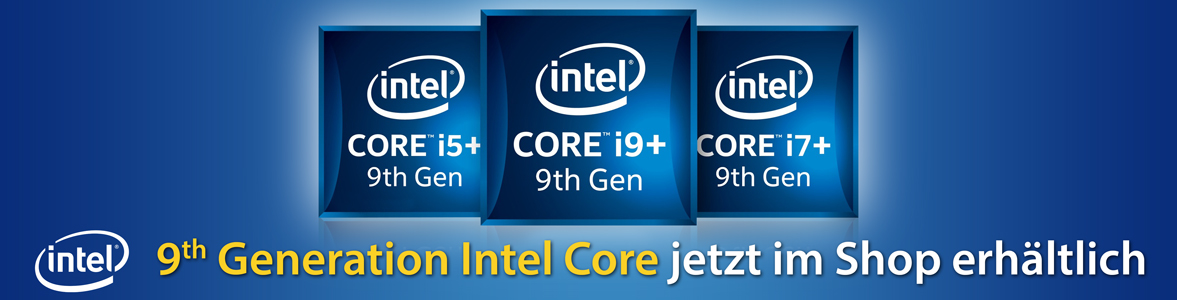 Intel Core 9th Generation