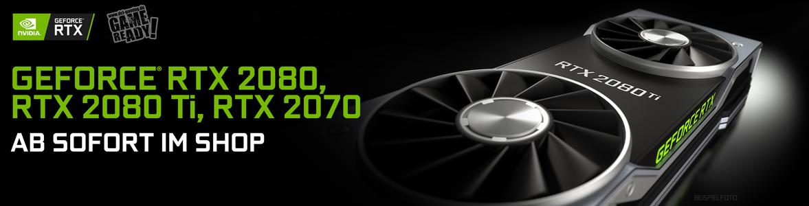 Nvidia RTX Grafikkarten